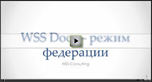 WSS Docs - Режим федерации
